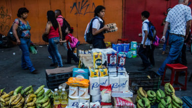 Photo of Argentines Get Creative When It Comes To Bartering