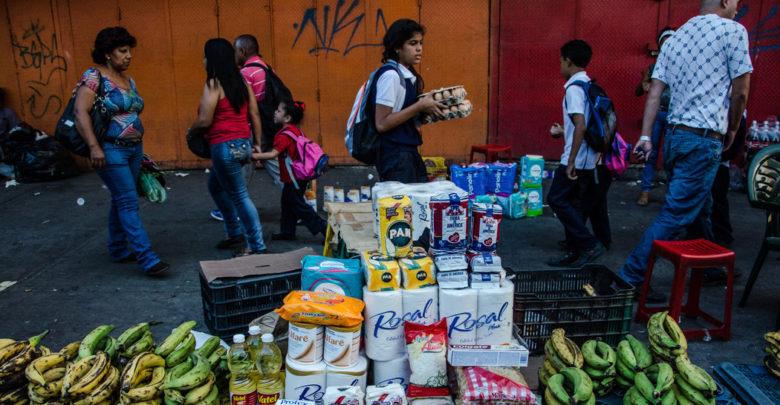 Venezuela Market-BarterScoop